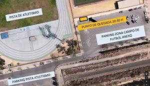 Entrenamiento Km@Km @ Pista Atletismo Manolo Jaén (Elche)